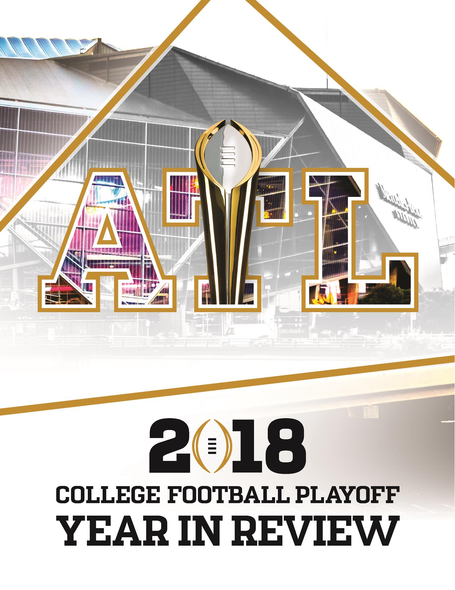 2018 Year In Review College Football Playoff
