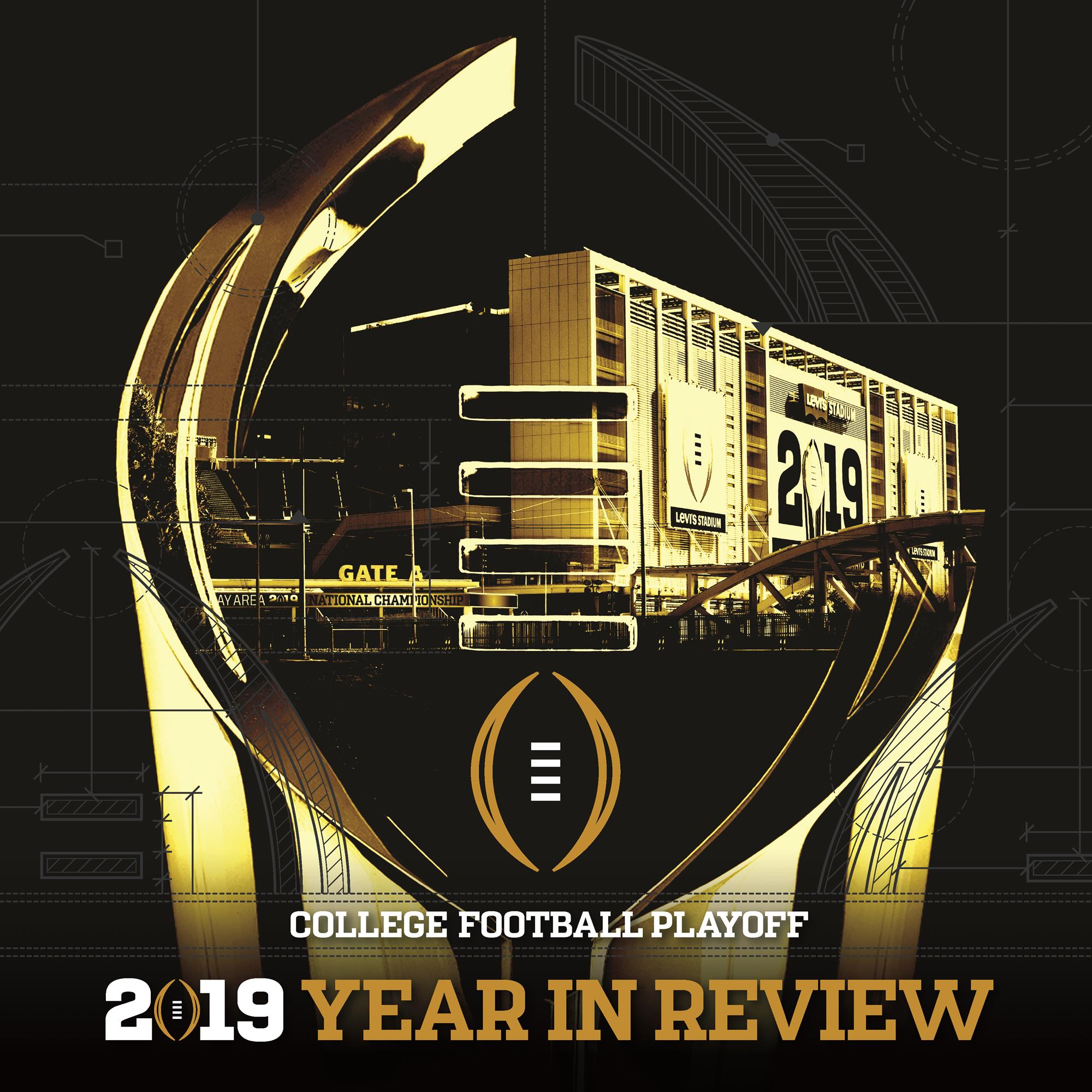 2019 Year In Review College Football Playoff